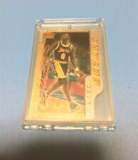 1996-97 Kobe Bryant topps Bowman's Best Picks Die-Cut RC #BP10 Rookie NBA Lakers