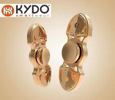 Fidget Finger Spinner Hand in acciaio colore oro
