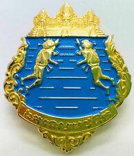 b1967 Vietnam Vietnamese RVN Navy Frogman Qualification badge IR3A105