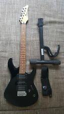 Yamaha ERG 121 E Gitarre, inkl. Gurt & Gitarrenständer