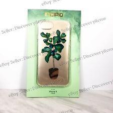 Incipio Mint Gardener Apple iPhone SE2 8 7 6s 6 Glam Fiddle Leaf Fig Clear Case