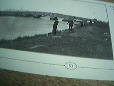 book reprint picture 1995 acle fishing bridge c1929