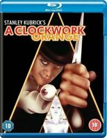 A Clockwork Orange [Blu-ray] [2000] [Region Free] [DVD][Region 2]