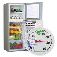 2Pcs Sospeso Frigorifero Congelatore Termometro Frigo Temperatura Valutare Buono