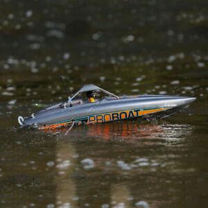 "Pro Boat # 08025 River Jet Boat 23"" Brushless Deep-V RTR MIB"