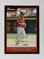 2006 Bowman #125 Jeff Francoeur - NM-MT