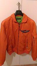 giubbino giubbotto giacca uomo harley davidson piumino Cotton Belt Usa Tg. M-L