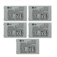 KIT 5x LG LGIP-401N Battery For LN510 Rumor Touch SBPP0028501 1250 mAH