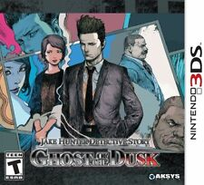 Jake Hunter Dective Story: Ghost Of The Dusk (Video Game New)