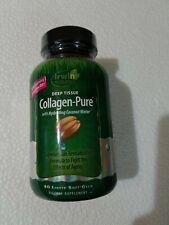 Irwin Naturals Collagen-Pure Deep Tissue Skin Revitalization 80 Liquid Soft Gels