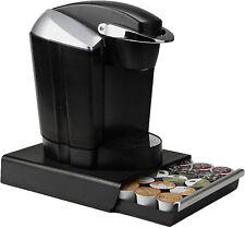 Keurig K Cup Holder 30 Cups Drawer Coffee Pod Storage Rack Organizer Dispenser