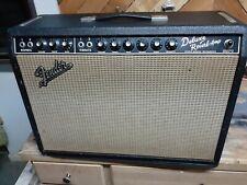 1967 Vintage Fender Deluxe Reverb Amp Amplifier