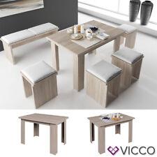 Vicco Esstisch Avis eiche Sonoma Esszimmertisch Wohnzimmer Küchentisch Tisch