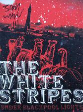 JACK WHITE Signed DVD Under Blackpool Lights (The White Stripes, Raconteurs)