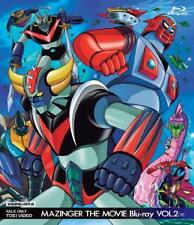 MAZINGER THE MOVIE Blu-ray VOL.2 from Japan