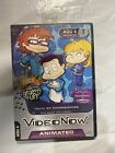"""VideoNow PVD Video Disc Nickelodeon All Grown Up! """"Truth or Consequences"""" AGU 4"""