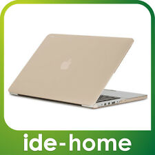 moshi iGlaze ultra-slim hardshell case for Retina MacBook Pro 13 - Satin Gold