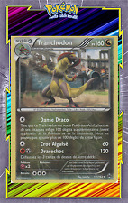 Tranchodon Reverse-XY8:Impulsion Turbo - 111/162 - Carte Pokemon Neuve Française