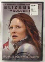 """Elizabeth The Golden Age"" (2008 DVD) Cate Blanchett Clive Owen - Queen History"