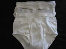 "Lot of 5 Vintage underwear ""tighty whities"" men's briefs M"