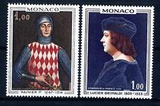 MONACO - 1967 - Ritratti di Principi di Monaco