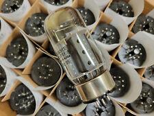 Lot of 4 matched Sovtek 6550WE tubes, AT1000 tested, 1999-2000
