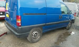 expert dispatch scudo driver side sliding & rear moulding 04 to 06