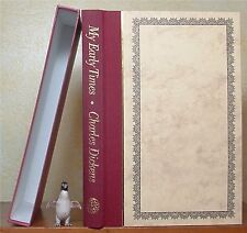 My Early Times by Charles Dickens Folio Society