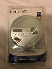 NEW SONY WALKMAN PORTABLE CD PLAYER DNE 241 WITH MP3 ATRAC