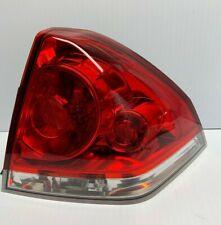 2006 2007 2008 2009 2010 2011 2012 2013 Chevy Impala/14-16 Limited RH Tail Light