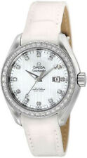 231.18.34.20.55.001 | BRAND NEW OMEGA SEAMASTER AQUA TERRA DIAMOND WOMEN'S WATCH