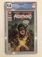Nightwing #74 CGC 9.8 - 2020 Dan Jurgens