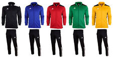 Adidas Mens Regista 18 full tracksuit Top Track Jacket Bottoms Pants Training