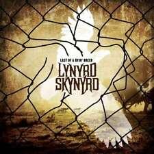 Last Of A Dyin' Breed - Lynyrd Skynyrd CD ROADRUNNER PRODUCTIONS