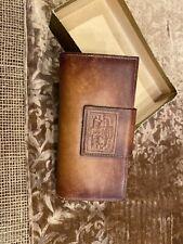 Vintage Levi Strauss Cowhide Wallet