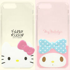 Genuine Hello Kitty Friends Edge Jelly Case iPhone 6/6S Case iPhone 6/6S Plus