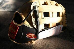 "Rawlings Pro Preferred Fielding Glove 12.75"" PROS3039-6CB - RH Right Hand CATCH"