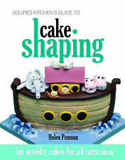 Squires Kitchen's Guide to Cake Shaping-ExLibrary
