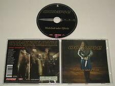 Oomph Verdad O Pflicht ( BMG 82876 58937-2) CD Álbum