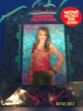 Hannah Montana Pop Star Kids Christmas Birthday Party Cub Medium Gift Bag