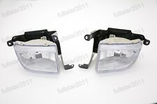 1Pair Front Bumper Fog Light Lamps For Chevrolet Optra 4DR 2004-2007