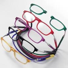 Occhiali da lettura Zippo B-concept 31z-b1 Rosso Custodia Diottria 3 50