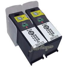 2PK Black 100 XL H Yield  Ink Cartridge For Lexmark Pro202 Pro701 Pro802 Pro901