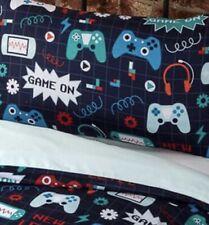 Kids Bedroom Single Duvet Set - Gaming Great Design