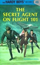 The Secret Agent on Flight 101 (The Hardy Boys, No. 46) by Franklin W. Dixon