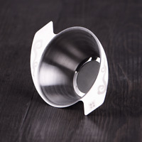 Stainless Steel Double-layer Extra Fine Mesh Tea Strainer