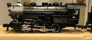Lionel O 84809 Black Unlettered LionChief / Bluetooth 0-8-0 Steam Loco Cab #99