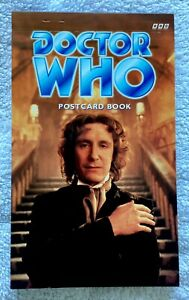Dr Doctor Who Postcard Book (1996 Movie)