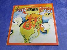 GOLDEN HOUR OF THE KINKS (VINYL LP) [1971 COMPILATION ♫♫ EMBOSSED **UK PRESSING]