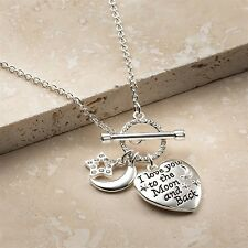 Daniella 'I love you to the moon and back' Necklace by Avon NEW in Gift Envelope